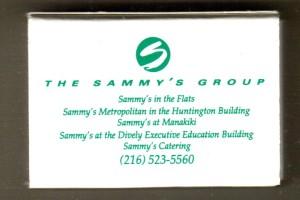 OH Sammy's MB