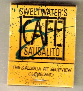 OH Sweetwater's Cafe Sausalito MB