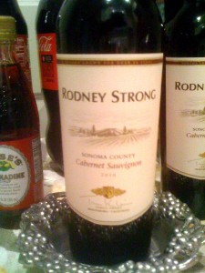 Rodney Strong Cabernet Sauvignon Sonoma County 2010