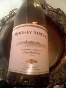 Rodney Strong Chardonnay Sonoma County 2010