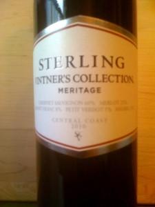 Sterling Meritage 2010