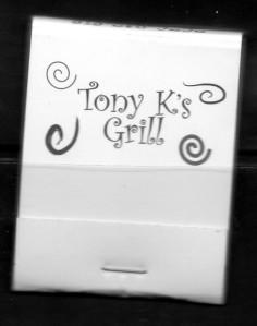 MI Tony Ks Grill MB
