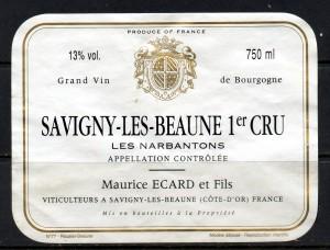 Savigny-Les-Beaune Les Narbantons
