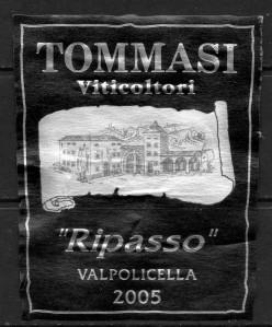 Tommasi Viticoltori Ripasso Valpolicella 2005