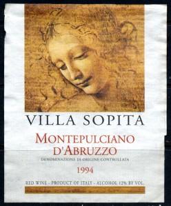 Villa Sopita MDA 1994