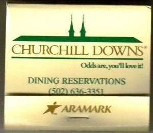 KY Churchill Downs MB