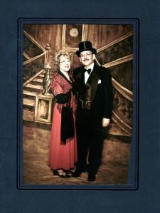 MI GH Titanic Grand Staircase