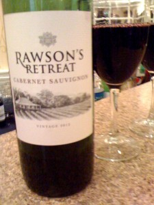 Rawsons Retreat Cabernet Sauvignon 2012