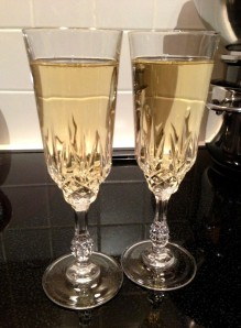 CC Champagne Flutes