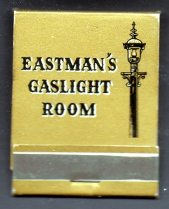MI Eastman's Gaslight Room MB gold