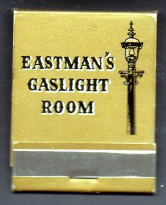MI Eastman's Gaslight Room MB gold