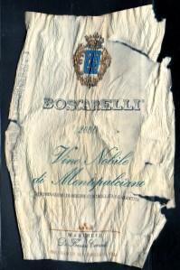 Vino Nobile di Montepulciano Boscarelli 2000