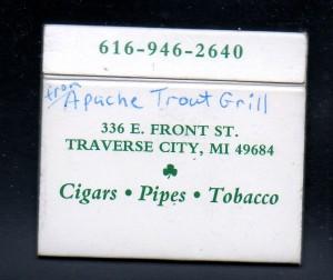 MI Apache Trout Grill MB
