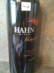 Hahn Winery Meritage Central Coast 2011