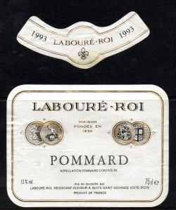 Laboure-Roi Pommard 1993