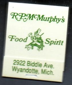 MI RPMcMurphy's MB