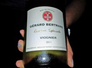 Gerard Bertrand Viognier 2011