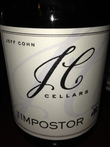JC Cellars The Imposter 2009