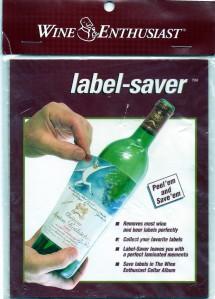 Label Saver