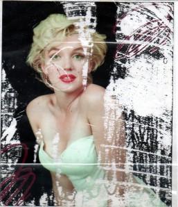 Marilyn Merlot 2000 Label