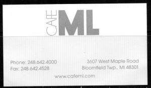MI Cafe ML BC