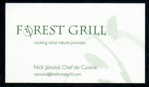 MI Forest Grill BC