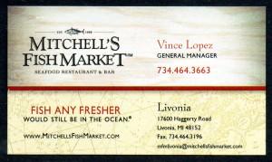 MI Mitchell's Fish Market BC