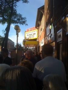 MI Redford Theater