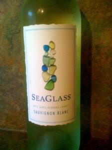 SeaGlass Sauvignon Blanc 2012
