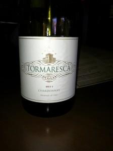 Tormaresca Chardonnay 2011