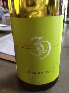 Line39 Chardonnay 2011