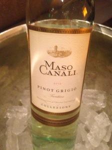 Maso Canali Pinot Grigio 2012