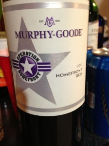 Murphy-Good Homefront Red 2011