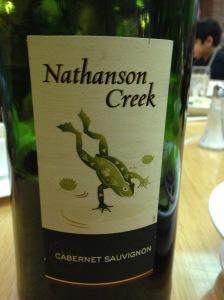 Nathanson Creek Cabernet Sauvignon NV