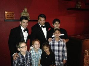 Rat Pack and Grandchildren