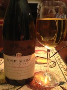 Robert Young Chardonnay 2003
