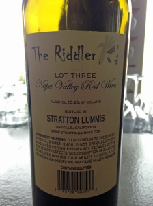 Stratton Lummis The Riddler BL
