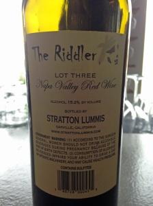 Stratton Lummis The Riddler BL