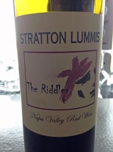 Stratton Lummis The Riddler