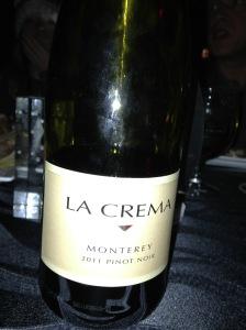 La Crema Pinot Noir 2011