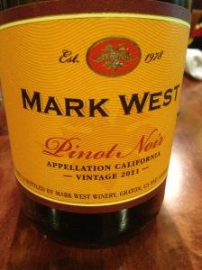 Mark West Pinot Noir 2011
