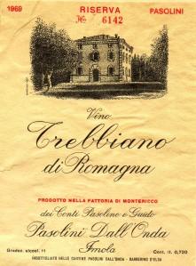 Trebbiano di Romagna Pasolini 1969