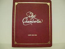 Chambertin Restaurant