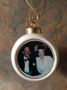 JATjatt Wedding Ornament