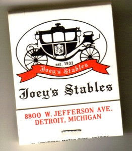 Joey's Stables