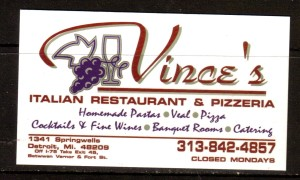 MI Vince's BC