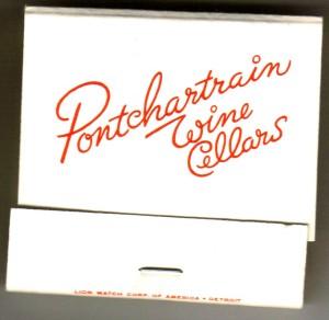 MI Pontchartrain Wine Cellars MB