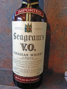 Seagrams VO Whisky