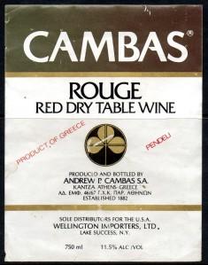 Cambas Rouge NV