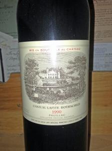Ch Lafite Rothschild 1990